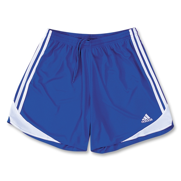 adidas Tiro II Women's Soccer Shorts (Royal)
