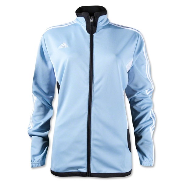 adidas Tiro II Women's Training Jacket (Sky)