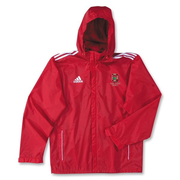Ohio State Rugby Basic Rain Jacket