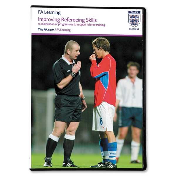 Improving Refereeing Skills DVD