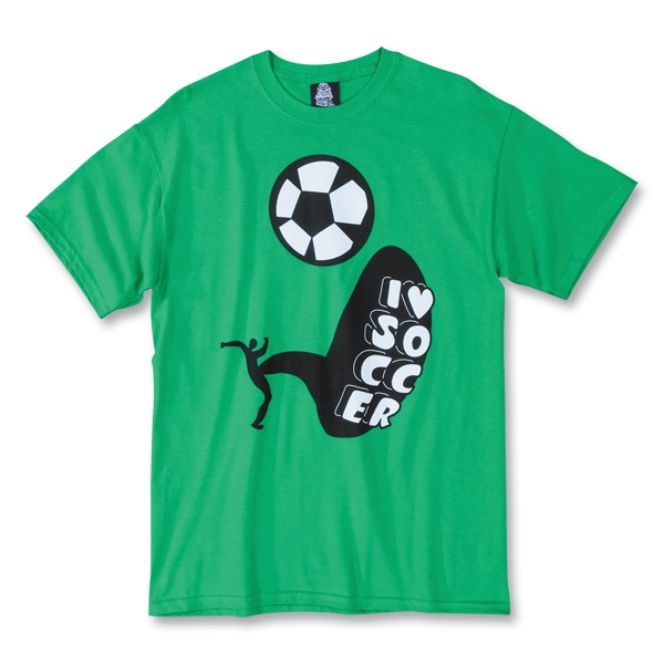 Bigfoot Soccer T-shirt