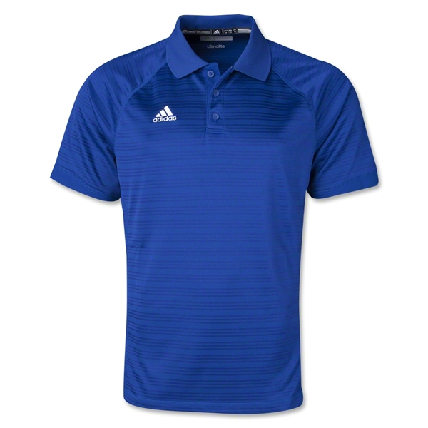 adidas Climalite Team Select Polo (Royal)