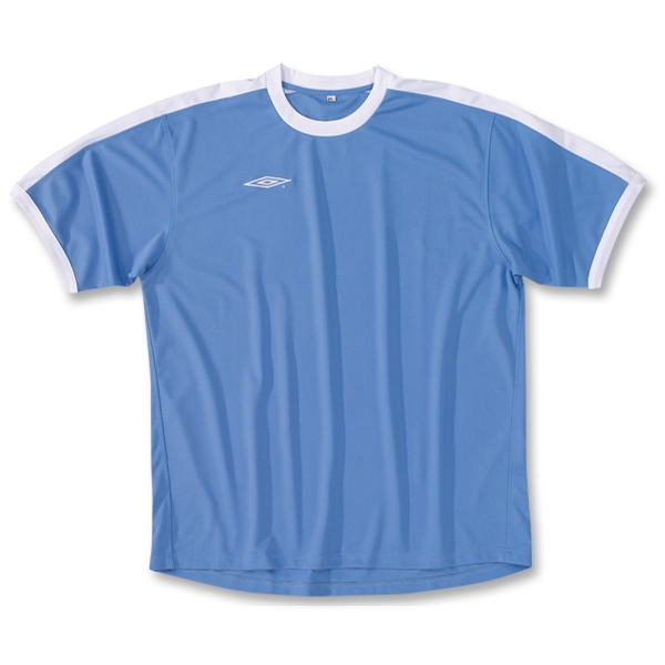 Umbro Manchester Soccer Jersey (Sk/Wh)