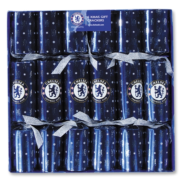 Chelsea Luxury Crackers 6 Pack