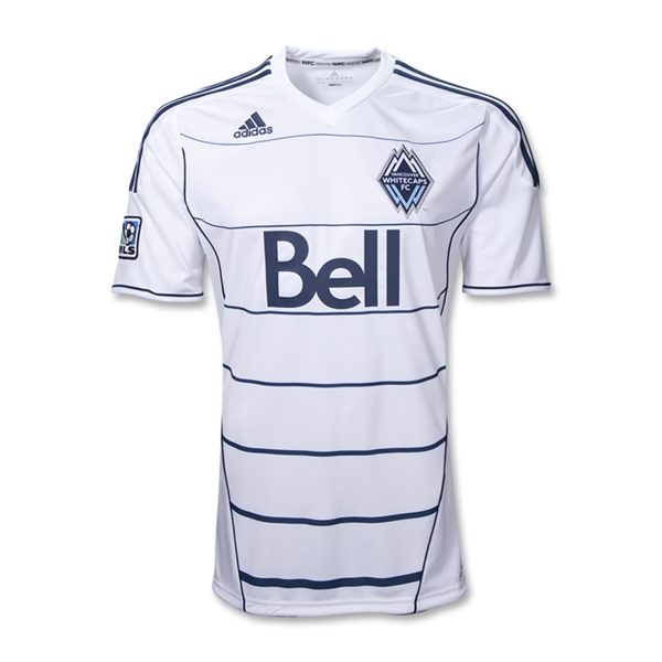 Vancouver Whitecaps FC 10/11 Home Youth Soccer Jersey