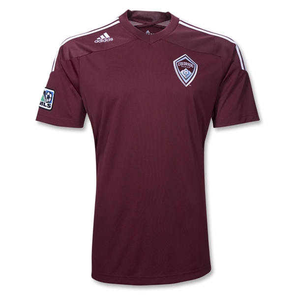 Colorado Rapids 2012 Replica Home Soccer Jersey