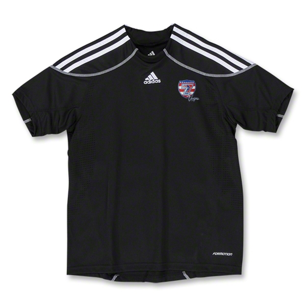 adidas USA Sevens Campeon Jersey (Black)