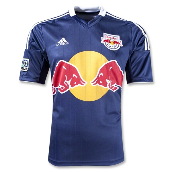 New York Red Bulls 2013 Replica Secondary Soccer Jersey