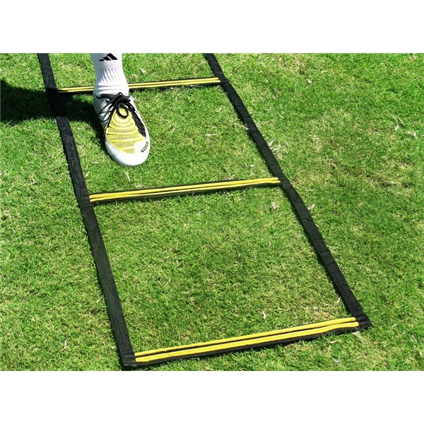 Agility Ladder with Aluminum Inserts