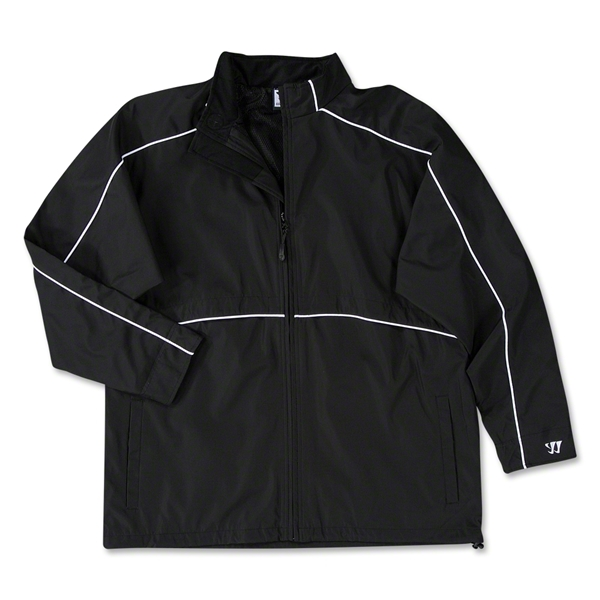 Warrior Storm Lacrosse Jacket (Black)