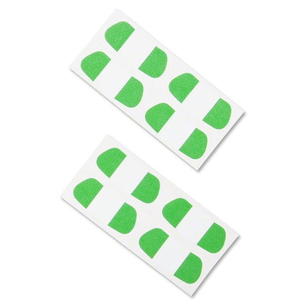 Nigeria Flags Eyeblacks (Four Pack)