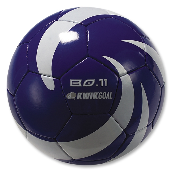Kwik Goal BO.11 Soccer Ball (Red/Royal)
