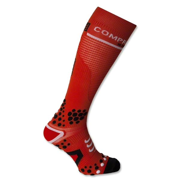 Fullsocks V2 Compression Sock (Red)