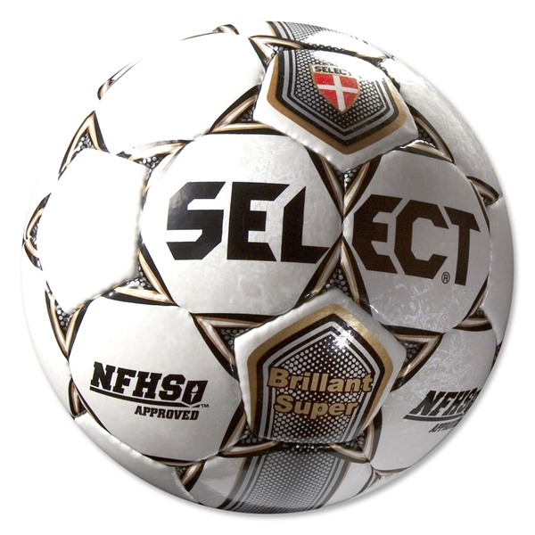 Select Brilliant Super NFHS Soccer Ball