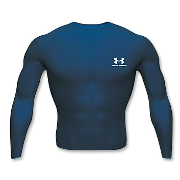 Under Armour ColdGear Crew Neck (Navy)