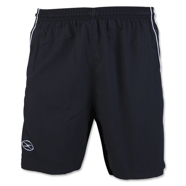 Xara Women's International Soccer Shorts (Bk/Wh)
