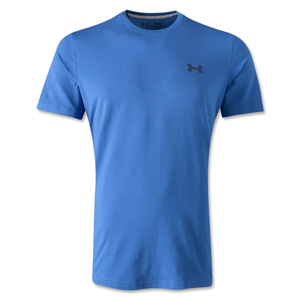 Under Armour Charged Cotton T-Shirt (Blue)