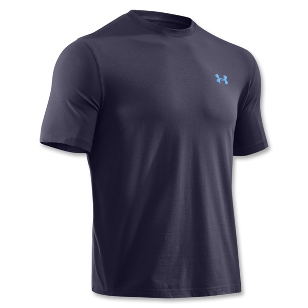 Under Armour Charged Cotton T-Shirt (Navy)