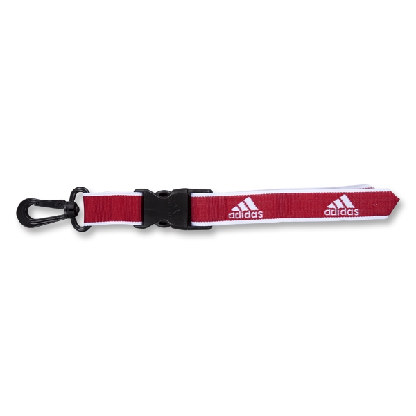 adidas Interval Wrist Lanyard (Red)