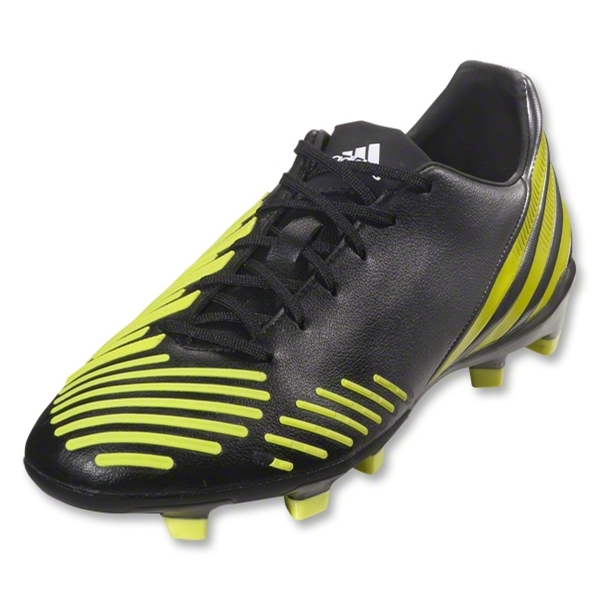 adidas Predator Absolion LZ TRX FG (Black/Lab Lime/Neo Iron Metallic)