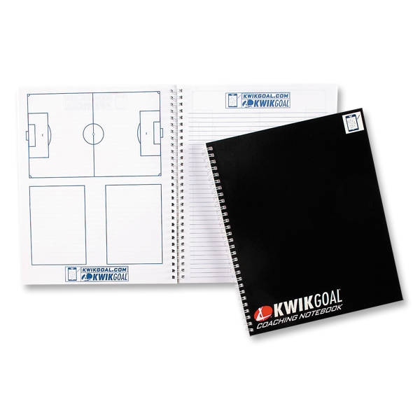 Kwik Goal Coaching Notebook