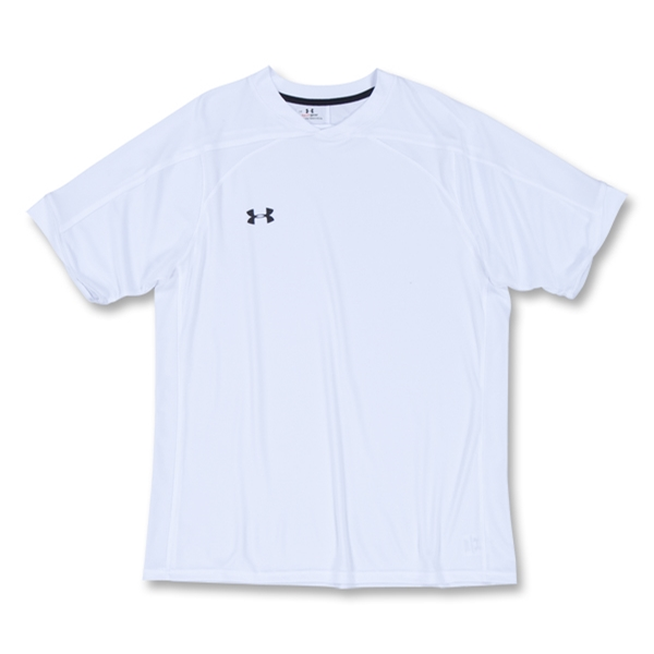 Under Armour Strike SOCCER Jersey (White)