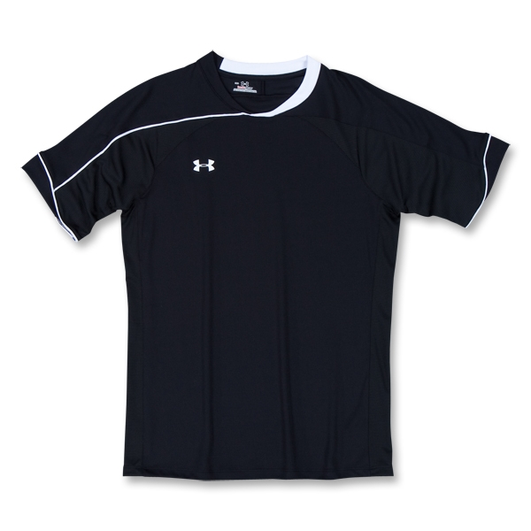 Under Armour Strike Women's Soccer Jersey (Blk/Wht)