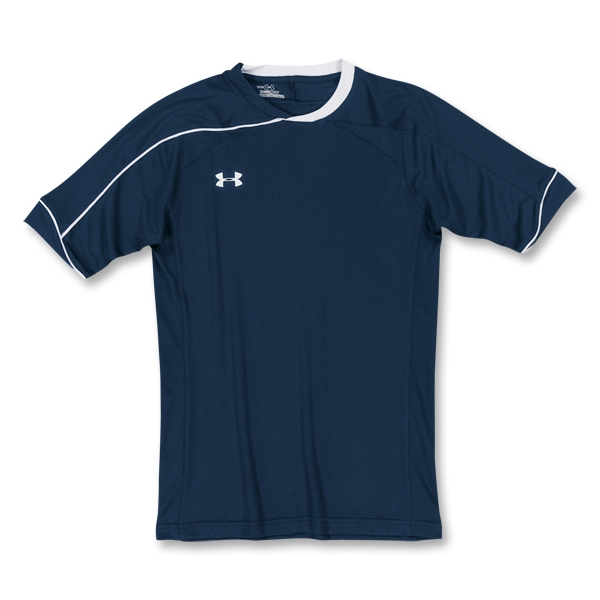 Under Armour Strike Women's Soccer Jersey (Navy/White)