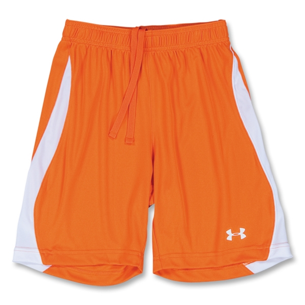 Under Armour Women's Strike Short (Org/Wht)