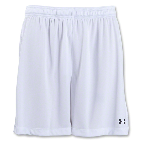 Under Armour Women's Strike Short (White)