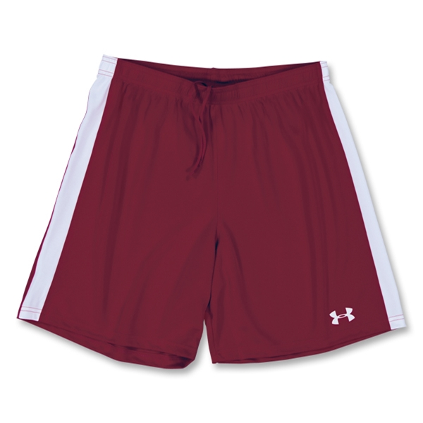 Under Armour Women's Classic Short (Maroon/Wht)