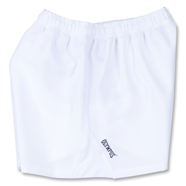 Olympus Dominator Rugby Short (White)