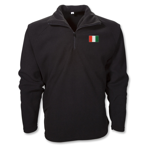 Ivory Coast 1/4 Zip Fleece