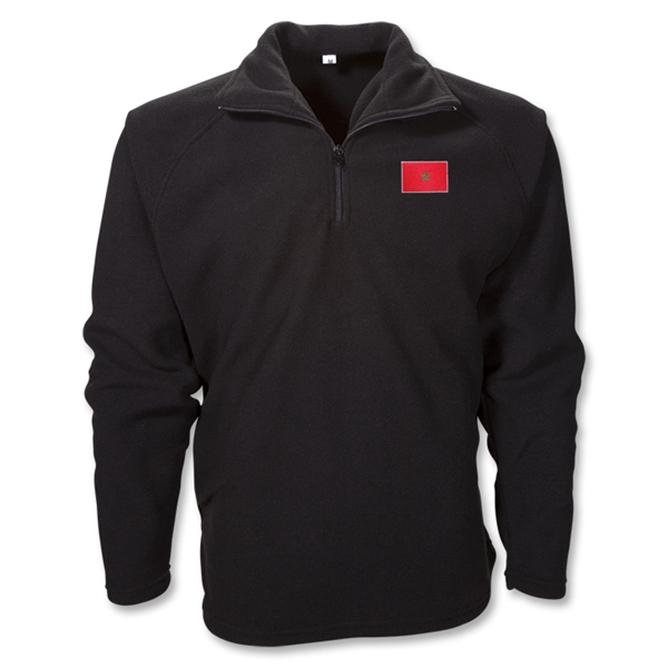 Morocco 1/4 Zip Fleece Jacket