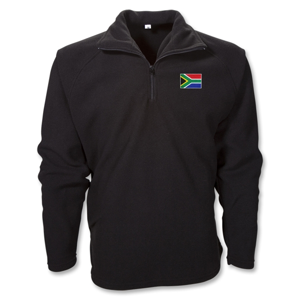 South Africa 1/4 Zip Fleece