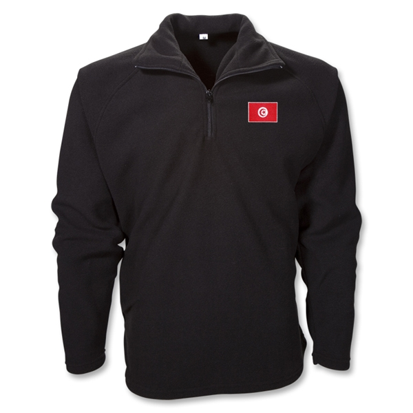 Tunisia 1/4 Zip Fleece Jacket