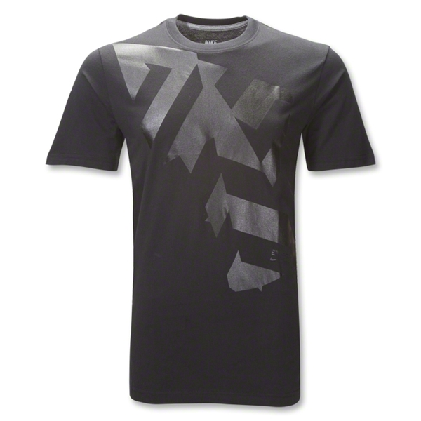 Nike Cristiano Ronaldo Graphic T-Shirt (Black)