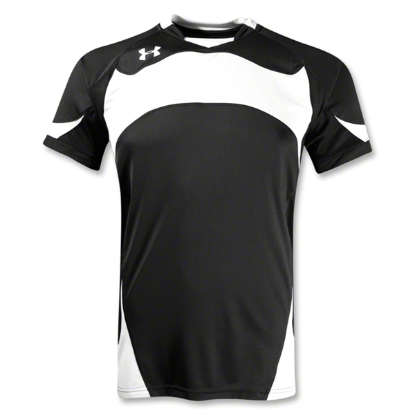 Under Armour Dominate Jersey (Blk/Wht)