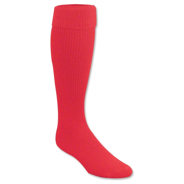 Classic Tube Socks (Red)