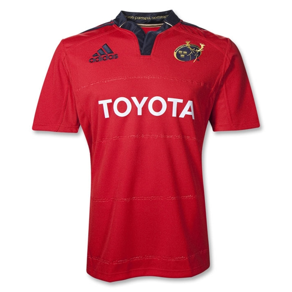Munster 11/13 Home Youth Rugby Jersey