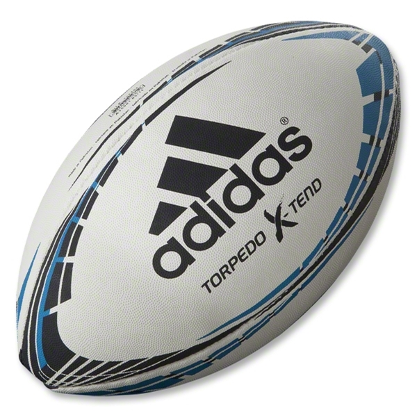 adidas Torpedo X-Tend Training Rugby Ball