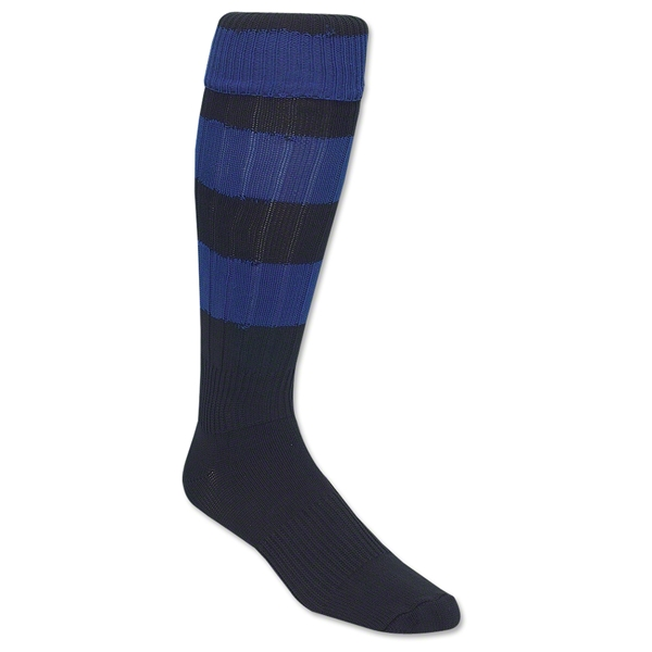 Bumble Bee Socks (Blk/Royal)