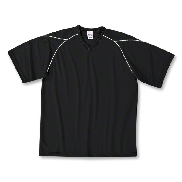 High Five Stadium Soccer Jersey (Black)
