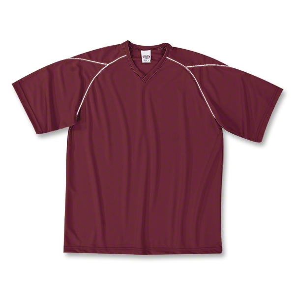 High Five Stadium Soccer Jersey (Cardinal)