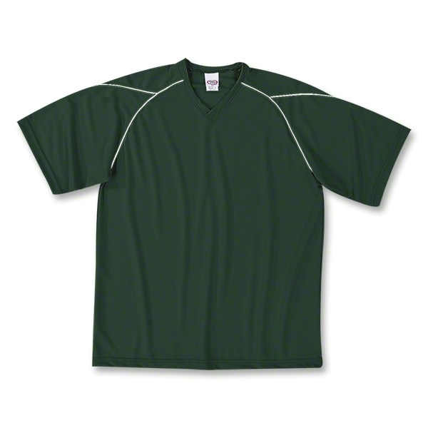 High Five Stadium Soccer Jersey (Dark Green)