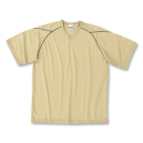 High Five Stadium Soccer Jersey (Vegas Gold)