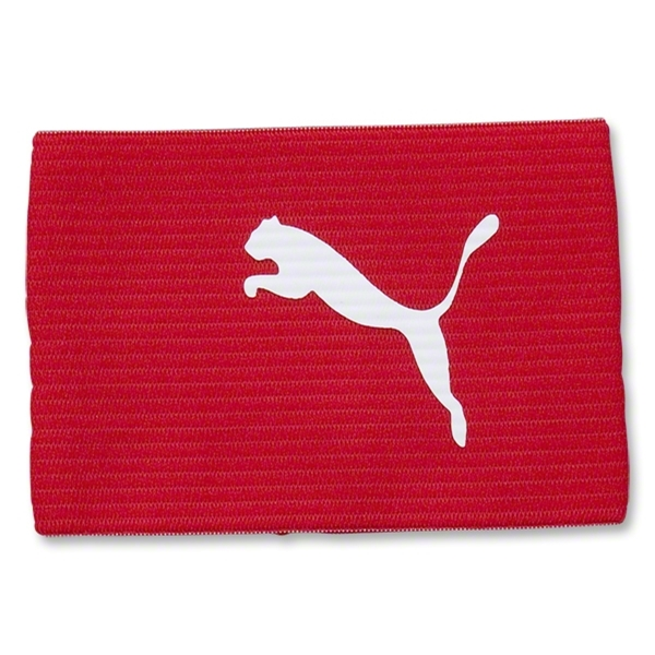 PUMA Captains Armbands (Red)