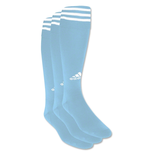 adidas Copa Zone Cushion Irreg 3 Pack (Sk/Wh)