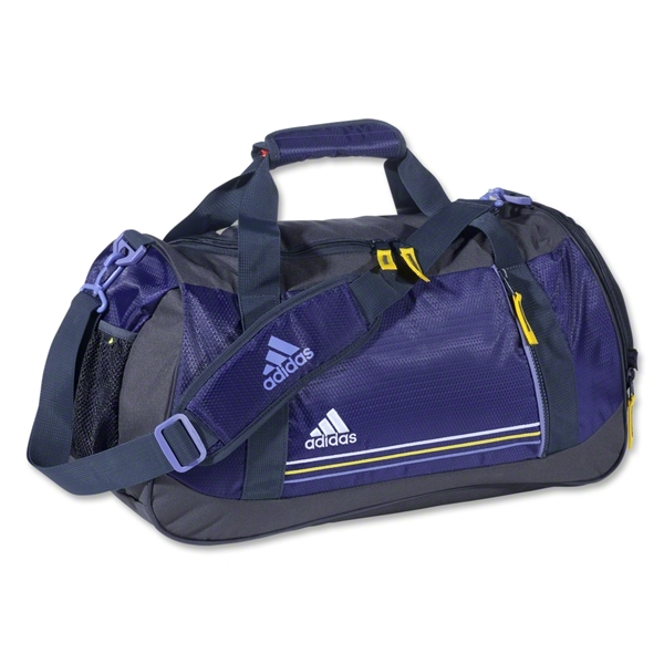 adidas Women's Squad Duffle (Purple)