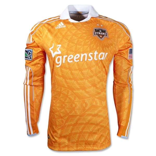 Houston Dynamo 2012 Authentic LS Secondary Soccer Jersey